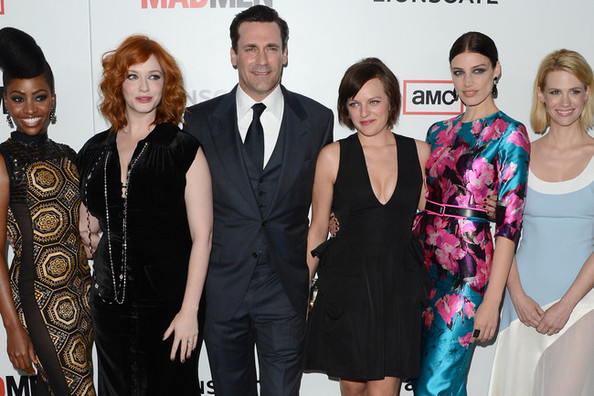 Best & Worst Dressed at the 'Mad Men' Season 6 Premiere in Los Angeles