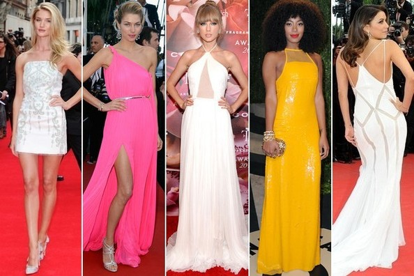Red Carpet Craze: Emilio Pucci's Gorgeous Dresses