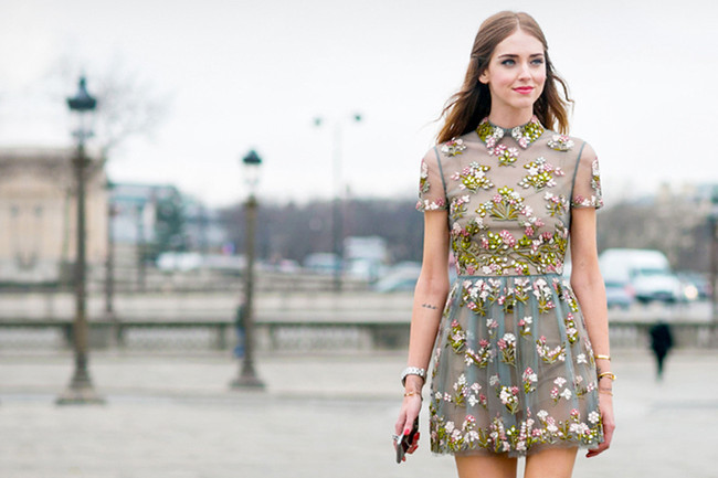 Best Street Style At Paris Fashion Week Fall 2015 Best Street Style At Paris Fashion Week Fall