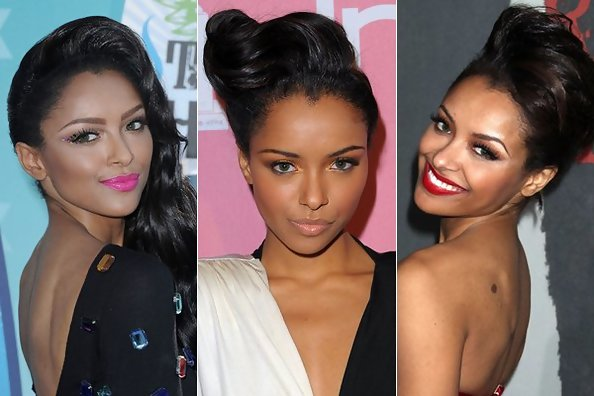 Going All Out - Katerina Graham's Red Carpet Beauty Looks