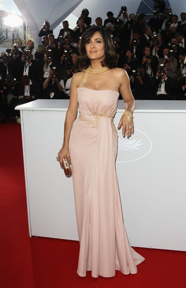 0699252fac5 Salma Hayek in Gucci Premiere - The Best and Worst Dressed at the ...
