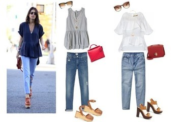How to Get Leandra Medine's Simple, Stylish Look