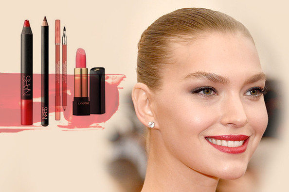 The Exact Lipstick Shades Of The Met Gala Stars
