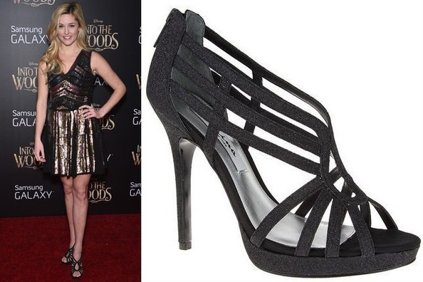 Found: Taylor Louderman's Strappy Sandals