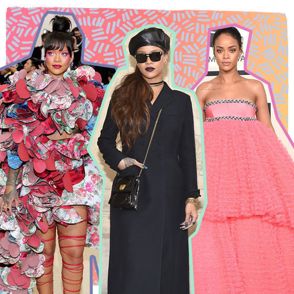Style Crush: Rihanna on the Red Carpet