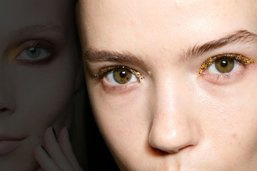 Why You Should Add Gold to Your Makeup Routine Now