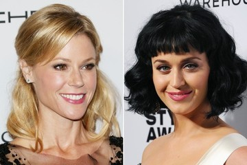 Julie Bowen's Weird Beauty Secret, Katy Perry's Hair is Different Again, One Direction's Makeup Line is Coming and More