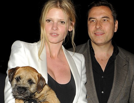 Why it Works: Lara Stone and David Walliams