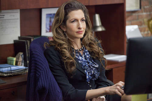How 'Orange is the New Black' Star Alysia Reiner Gives Back