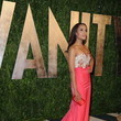 Kerry Washington Wore Miu Miu at the Vanity Fair Oscars Party 2013