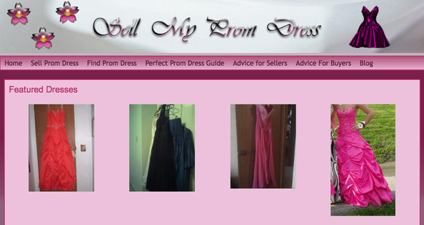 Where to Buy Used Prom Dresses - Prom Dresses 2011 - Livingly
