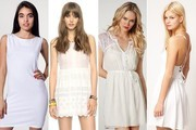 Summer 2012's Best Little White Dresses Under $50
