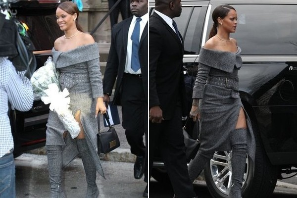 Look of the Day: March 2nd, Rihanna