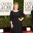 Adele Wears Burberry at the 2013 Golden Globes