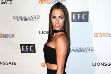 Hair Envy: Jessica Lowndes' Single-Strand Fauxhawk Braid