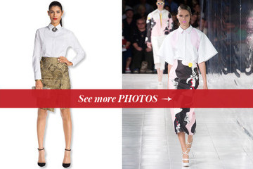 5 New Takes On the White Shirt