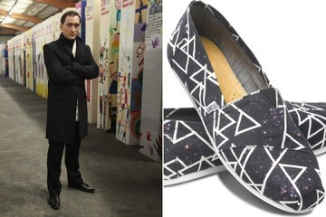 Current Obsession: TOMS x Paul van Dyk