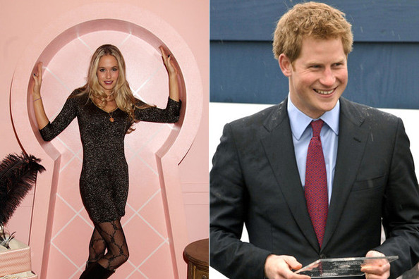 Florence Brudenell-Bruce: Meet Prince Harry's Lingerie Model Girlfriend