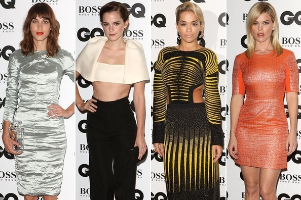 Best Dressed at the GQ Men of the Year Awards