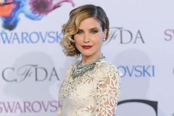 Hair Envy: Sophia Bush's Side-Swept Faux Bob