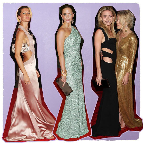 This Is What Red Carpet Fashion Looked Like 10 Years Ago