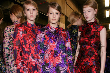 The Biggest Fashion Trends from London Fashion Week Fall 2015