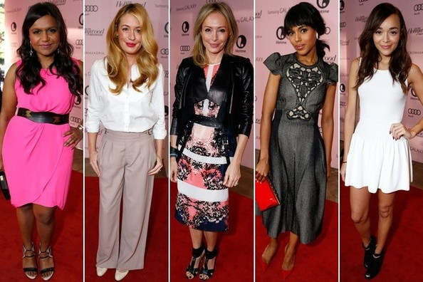 "Best Dressed at The Hollywood Reporter's ""Power 100: Women In Entertainment"" Breakfast"