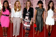 Best Dressed - THR's 2012 'Power 100 - Women in Entertainment'