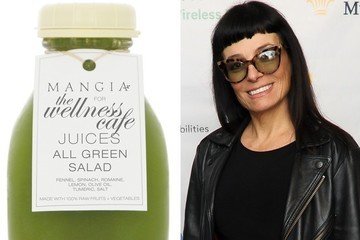 Norma Kamali's Trusted Green Juice Recipe
