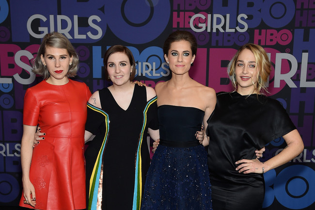 See What HBO's 'Girls' Have Up Their Sleeves This Season