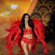 2013—Adriana Lima Wows in All-Red