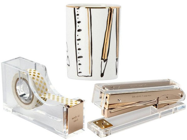 chic desk accessories stylish gifts for the teachers in