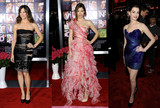 Best and Worst Dressed at the Premiere of 'Valentine's Day'