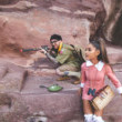 Ariana Grande and Mac Miller as Moonrise Kingdom's Sam and Suzy