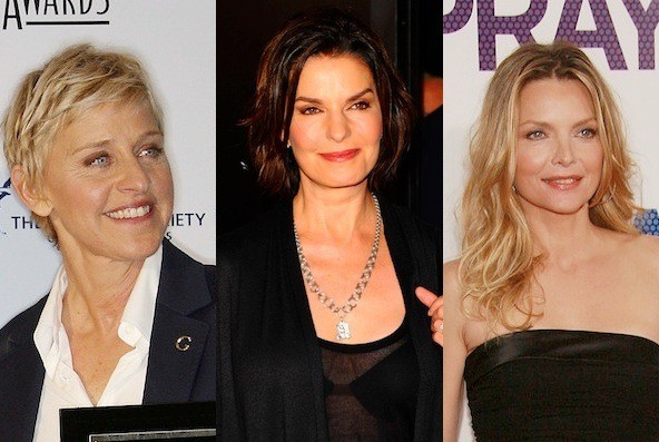 The 50 Most Beautiful Women Over 50