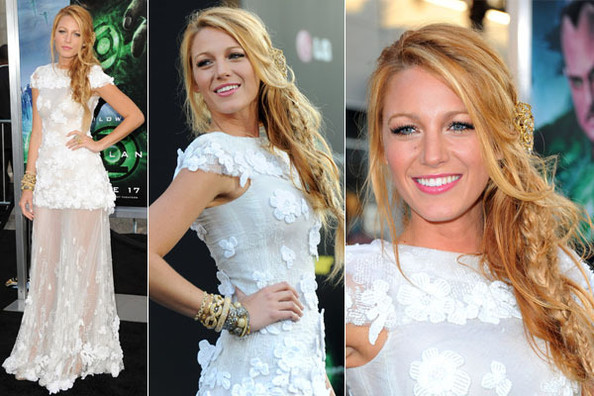 Look of the Day: Blake Lively in Chanel Couture