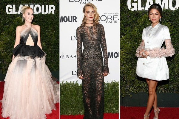 Best Dressed at the 2016 Glamour Women of the Year Awards