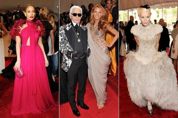 Met Gala 2011 Best + Worst Dressed