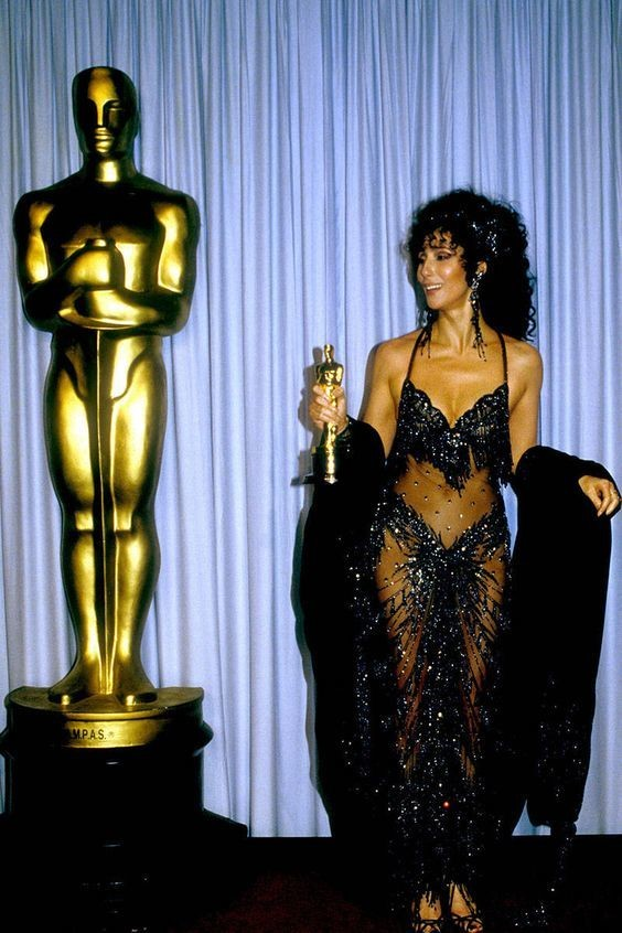 1988 Iconic Oscar Dresses From The Year You Were Born