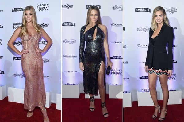 Every Look from Sports Illustrated's 2017 Swimsuit Issue Party