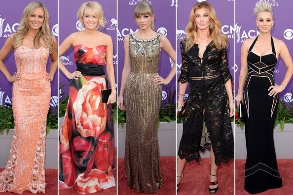 Best & Worst Dressed at the Academy of Country Music Awards 2013