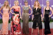 Best & Worst Dressed - The American Country Music Awards 2013