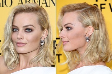 Tired of the Same Old Smoky Eye? Try THIS Color Margot Robbie Wore Last Night