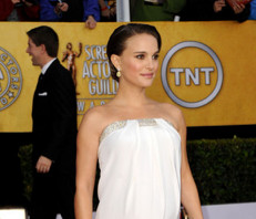 SAG Awards Red Carpet Gown Trend: White Out