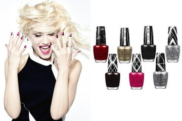A Ranking of Gwen Stefani's OPI Nail Polish on Rockability