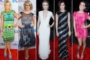 People's Choice Awards 2013 - Best & Worst Dressed
