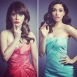 ...Zooey and Emmy Wear Oscar