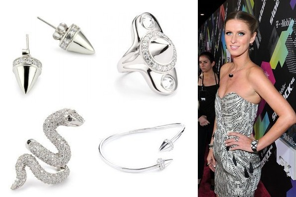 Nicky Hilton Rocks Her Baubles