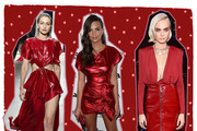 Daring Red Party Dresses Inspired By Your Favorite Stars