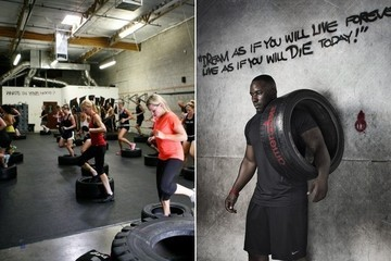 Hot New Workout Trend: 500 Ways to Use a Tire With Amenzone